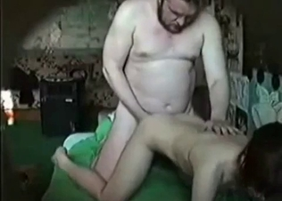 Real incest sex with a big-bottomed babe