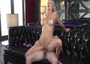 Lustful brother impaled his big-boobed sister